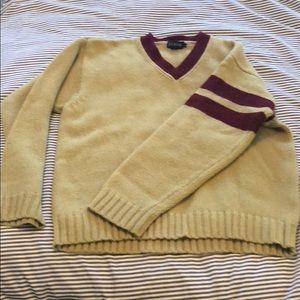 Vintage J Crew wool sweater, sz. M